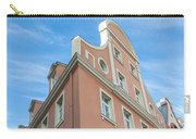Riga Pink Building Carry-all Pouch