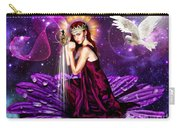 Righteous Warrior Bride Carry-all Pouch