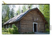 Rika's Barn In Big Delta Historical Park-ak  Carry-all Pouch