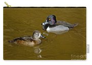 Ring-necked Duck Pair Carry-all Pouch