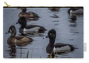 Ring-necked Ducks 6 Carry-all Pouch