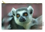 Ring Tailed Lemur-2 Carry-all Pouch