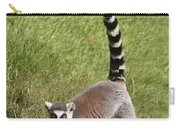 Ring-tailed Lemur Carry-all Pouch