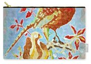 Ringneck Pheasants Carry-all Pouch