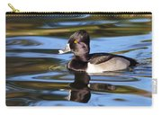 Rings Around Ring-necked Duck Carry-all Pouch