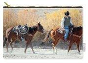 Rio Grande Cowboy Carry-all Pouch