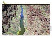 Rio Grande Gorge Carry-all Pouch