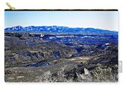 Rio Grande River Canyon-arizona Carry-all Pouch