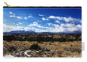 Rio Grande River Canyon-arizona V2 Carry-all Pouch