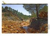 Rio Tinto Mines, Huelva Province Carry-all Pouch