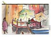 Riomaggiore In Italy 01 Carry-all Pouch