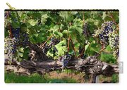 Ripening Grapes Carry-all Pouch