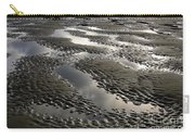 Rippled Sand Carry-all Pouch