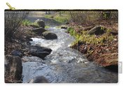 Rippleing Stream Carry-all Pouch