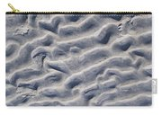 Ripples In The Sand And Surf Carry-all Pouch