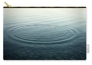 Ripples On Lake Surface, Maine Carry-all Pouch