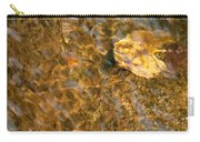 Rippling Autumn Leaf Carry-all Pouch