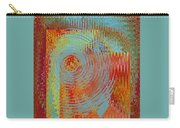 Rippling Colors No 2 Carry-all Pouch