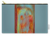 Rippling Colors No 3 Carry-all Pouch
