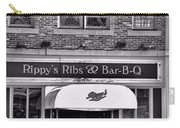 Rippy's Ribs And Bar Bq Carry-all Pouch