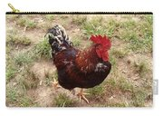 Rise And Shine Cock A Doodle Do Carry-all Pouch