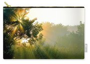 Rise And Shine Carry-all Pouch by Sue Stefanowicz