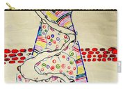 Risen Christ Carry-all Pouch by Gloria Ssali