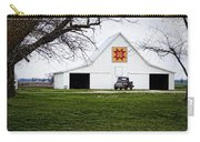 Rising Star Quilt Barn Carry-all Pouch