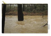 Rising Waters With Timber Carry-all Pouch