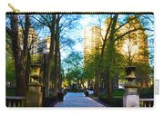 Rittenhouse Square Park Carry-all Pouch