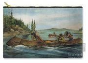 Rival Fur Traders  Carry-all Pouch