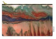 River Aflame Carry-all Pouch