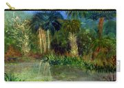 River At Riverbend Park In Jupiter Florida Carry-all Pouch