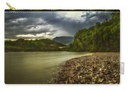 River Below The Clouds Carry-all Pouch