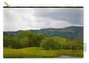 River Course At Alisal Solvang California 6 Carry-all Pouch