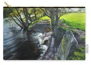 River Dee At Rhug Carry-all Pouch