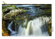 River Flowing Through Woods Carry-all Pouch
