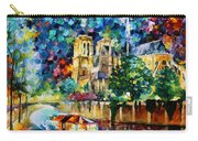 River In Paris Carry-all Pouch