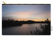 River In The Eveninglight - Sanibel Island Carry-all Pouch