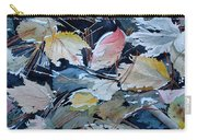 River Leaves Carry-all Pouch