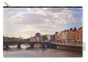 River Liffey 2 - Dublin Carry-all Pouch