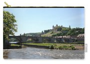River Main With Fortress - Wuerzburg Carry-all Pouch