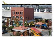 River Market In Little Rock Arizona Carry-all Pouch