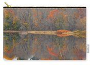 River Mirror Autumn Carry-all Pouch