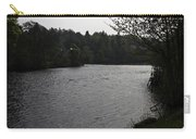 River Ness Near The Ness Islands In Inverness In Scotland Carry-all Pouch