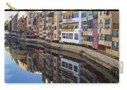 River Onyar Girona Spain Carry-all Pouch