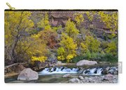 River Rapids In Zion Carry-all Pouch