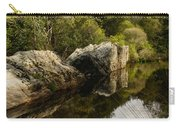 River Reflections II Carry-all Pouch