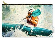 River Rocket Carry-all Pouch by Hanne Lore Koehler