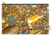 River Rocks 10 Carry-all Pouch